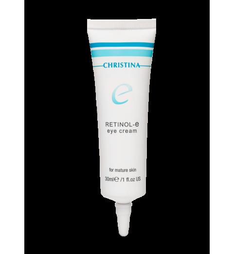 Christina (Кристина) Retinol E Eye Cream for mature skin / Крем с ретинолом для зрелой кожи вокруг глаз, 30 мл