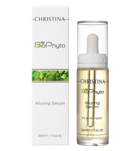 Christina (Кристина) Bio Phyto Alluring Serum / Сыворотка «Очарование», 30 мл