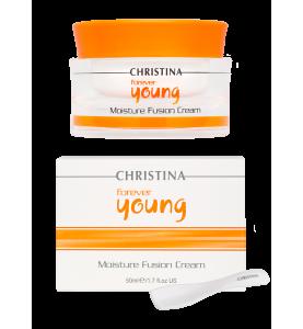 Christina (Кристина) Forever Young Moisture Fusion Cream / Крем для интенсивного увлажнения, 50 мл