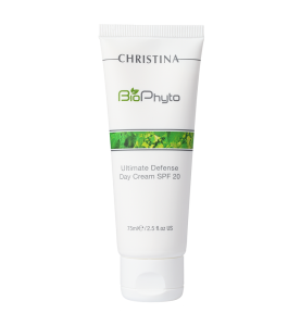 Christina (Кристина) Bio Phyto Ultimate Defense Day Cream SPF 20 / Дневной крем «Абсолютная защита» SPF 20, 75 мл