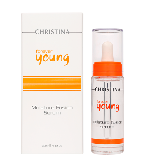 Christina (Кристина) Forever Young Moisture Fusion Serum / Сыворотка для интенсивного увлажнения, 30 мл