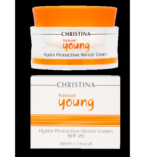 Christina (Кристина) Forever Young Hydra-Protective Winter Cream / Зимний гидрозащитный крем SPF 20, 50 мл