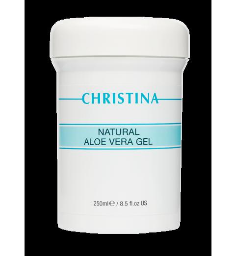 Christina (Кристина) Natural Aloe Vera Gel / Натуральный гель с алоэ вера, 250 мл
