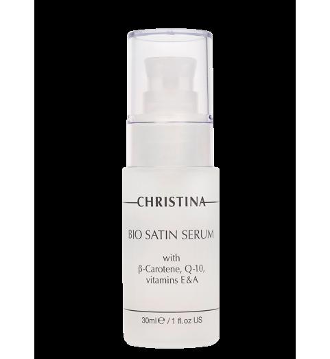Christina (Кристина) Bio Satin Serum / Сыворотка «Био-Сатин», 30 мл
