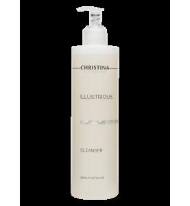 Christina (Кристина) Illustrious Cleanser / Гель для умывания с АНА, 300 мл