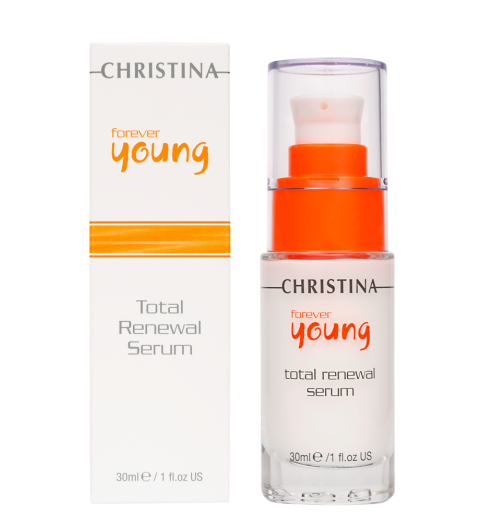 Christina (Кристина) Forever Young Total Renewal Serum / Омолаживающая сыворотка «Тоталь», 30 мл