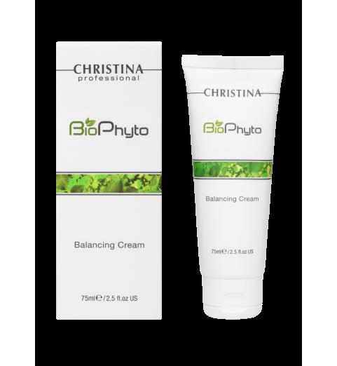 Christina (Кристина) Bio Phyto Balancing Cream / Балансирующий крем, 75 мл