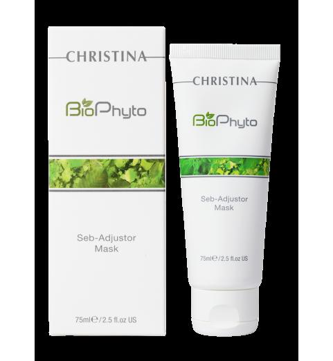 Christina (Кристина) Bio Phyto Seb-Adjustor Mask / Себорегулирующая маска, 75 мл