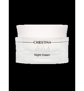 Christina (Кристина) Wish Night Cream / Ночной крем, 50 мл