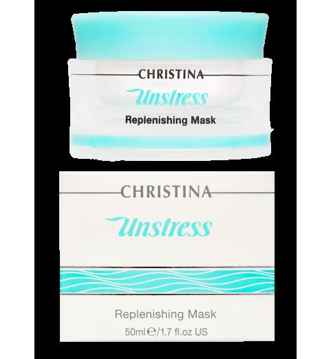 Christina (Кристина) Unstress Replenishing Mask / Восстанавливающая маска , 50 мл