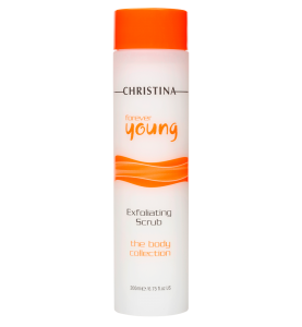 Christina (Кристина) Forever Young Exfoliating Scrub / Скраб-эксфолиант, 200 мл