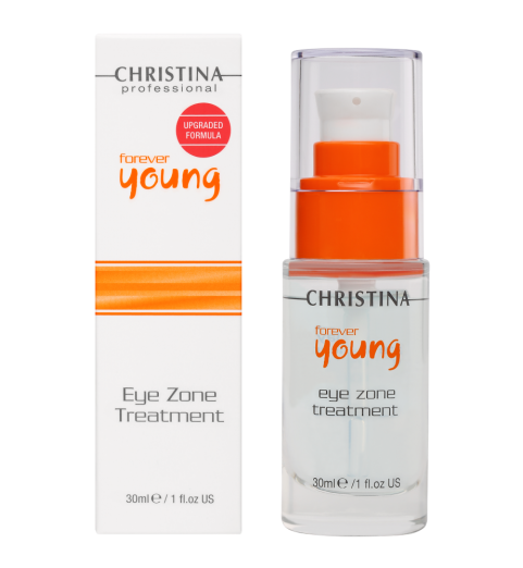 Christina (Кристина) Forever Young Eye Zone Treatment / Гель для кожи вокруг глаз, 30 мл