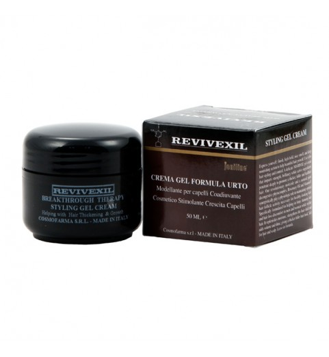 Cosmofarma Revivexil (Ревивексил) Styling Gel Cream / Фиксирующий крем-гель для волос Ревивексил, 50 мл