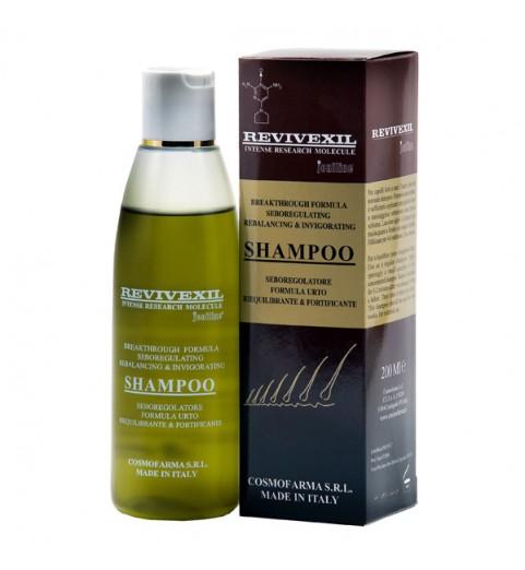 Cosmofarma Revivexil (Ревивексил) Shampoo for Weak Thinning Hair / Шампунь для волос Ревивексил, 200 мл