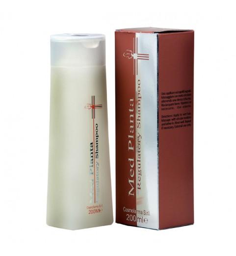 Cosmofarma Medicated Hair Loss Regulatory Shampoo Med Planta / Регулирующий шампунь для волос, 200 мл