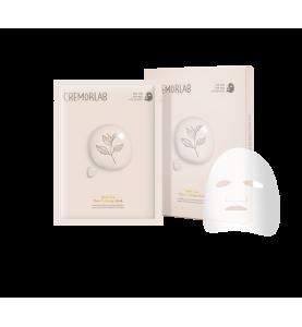 Cremorlab (Креморлаб) Herb Tea Pure Calming Mask / Маска успокаивающая с экстрактами ромашки и чая, 5 шт по 25 гр