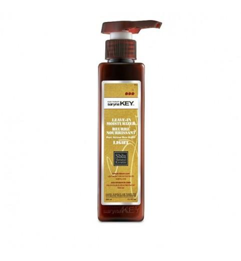 Saryna Key (Сарина Кей) Damage Repair Light Leave-in Moisturizer / Увлажняющий крем с маслом Ши для тонких и повреждённых волос, 500 мл