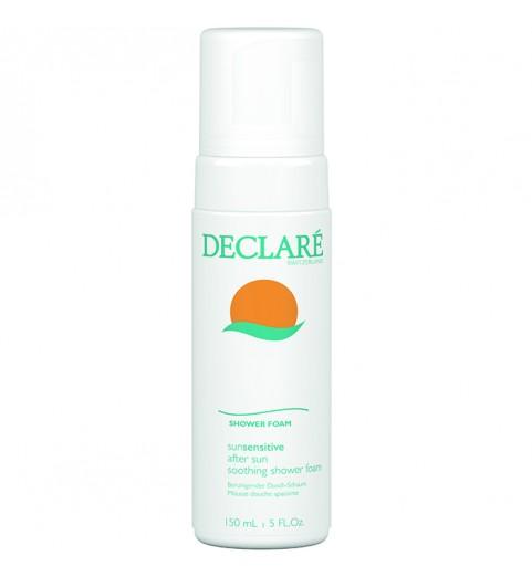 Declare (Декларе) Sun Sensitive After Sun Soothing Shower Foam / Успокаивающая пенка для душа после загара,150 мл