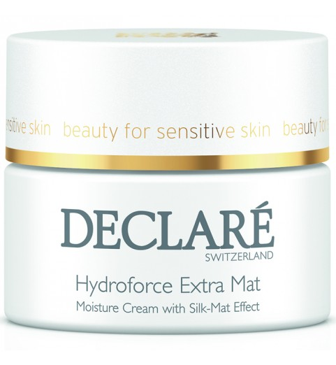 Declare (Декларе) Hydroforce Extra Mat /  Увлажняющий экстра матирующий крем, 50 мл