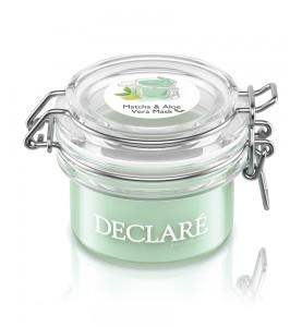 Declare (Декларе) Matcha & Aloe Vera Mask / Маска-антистресс с зеленым чаем матча и алоэ вера, 50 мл