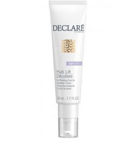 Declare (Декларе) Multi Lift Dеcolletе / Интенсивное лифтинговый крем для шеи и декольте, 50 мл