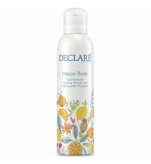 Declare (Декларе) Happy Body Foaming Shower Gel / Гель-пена для душа «Счастье для тела», 200 мл