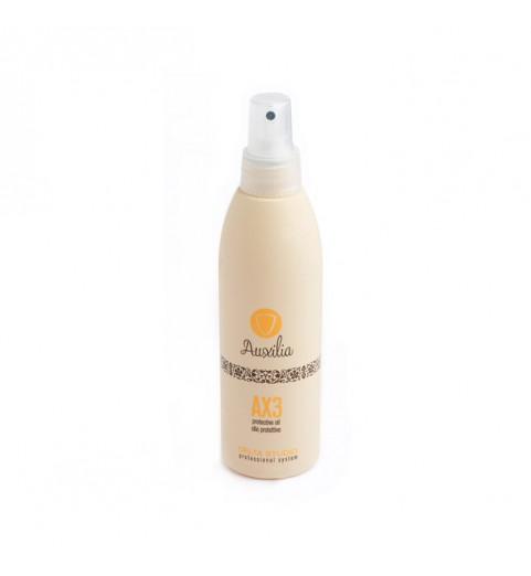 Delta Studio AX3 / Масло-спрей защитное, питательное для структуры волос, 200 мл
