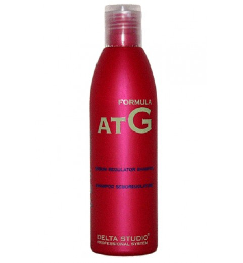 Delta Studio Formula ATG / Шампунь АТГ, регулирующий работу сальных желез, 250 мл