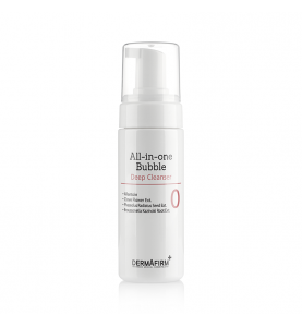 Dermafirm All in One Bubble Deep Cleanser / Пенка для умывания, 150 мл