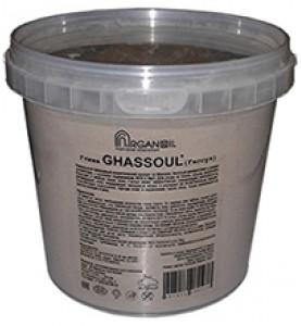 Diar Argana Ghassoul Lava Clay / Натуральная специальная глина Гассул, 1 кг