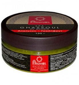 Diar Argana Ghassoul en poudre / Глина Гассул с ароматом Апельсин-Грейпфрут, 150 г