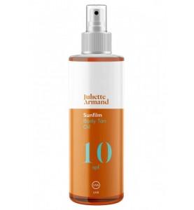 Diego dalla Palma Sun Shine Super Tanning Oil Spray - Body SPF 10 / Масло для интенсивного загара SPF 10, 150 мл