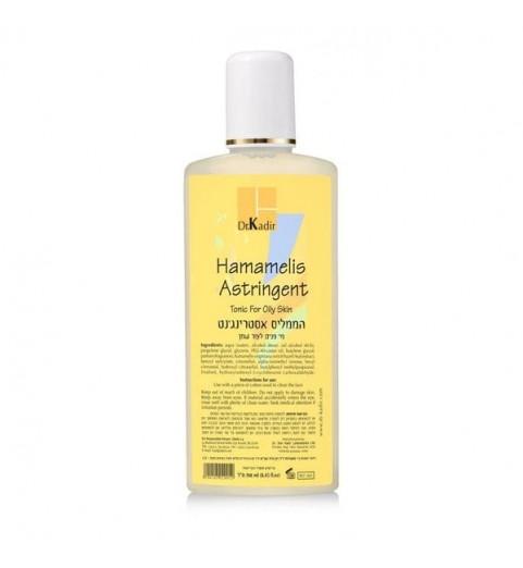 Dr. Kadir Astringent-Hamamelis Tonic For Oily Skin / Тоник с Гамамелисом для жирной кожи, 250 мл