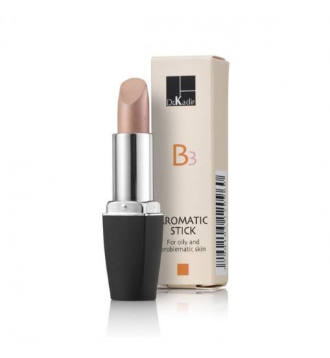Dr. Kadir B3 Aromatic Stick For Oily And Problematic Skin / Лечебный карандаш для жирной и проблемной кожи, 4,5гр.