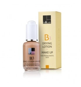 Dr. Kadir B3-Drying Lotion+Make Up Problematic Skin / Тонирующая подсушивающая эмульсия для проблемной кожи, 30 мл