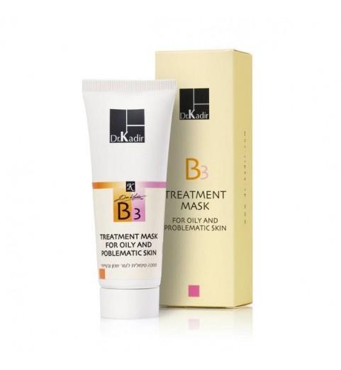 Dr. Kadir B3 Mask For Oily And Problematic Skin / Маска для жирной и проблемной кожи, 75 мл