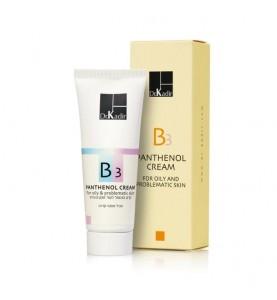 Dr. Kadir B3-Panthenol Cream For Oily And Problematic Skin / В3-Пантенол крем для проблемной кожи, 75 мл