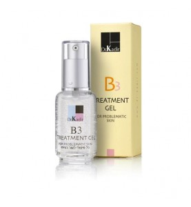 Dr. Kadir B3 Treatment Gel For Problematic Skin / Лечебный гель для проблемной кожи, 30 мл