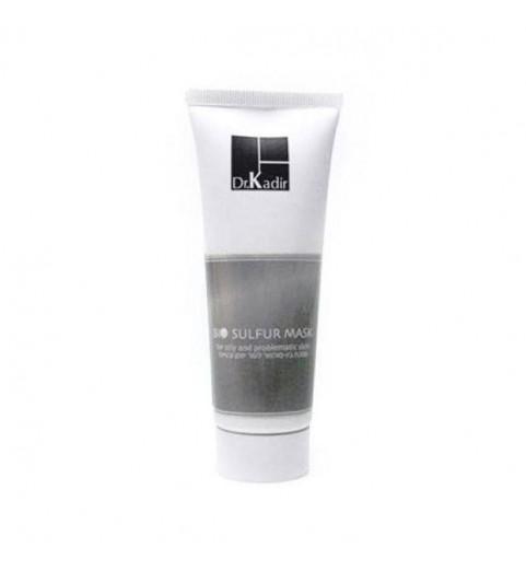 Dr. Kadir Bio-Sulfur Mask For Problematic Skin / Маска Био-Сера для проблемной кожи, 75 мл