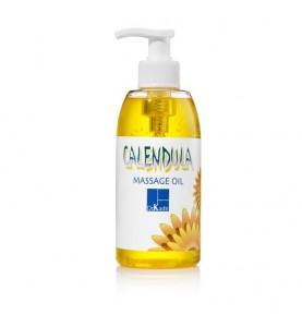 Dr. Kadir Calendula-Wheat Germ Massage Oil, Pump / Массажное масло Зародыши пшеницы / Календула, 330 мл