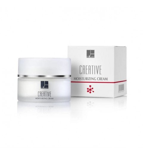 Dr. Kadir Creative Moisturizing Cream For Dry Skin / Увлажняющий крем для нормальной и сухой кожи Креатив, 50 мл