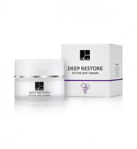 Dr. Kadir Deep Restore Active Day Cream / Активный дневной крем, 50 мл
