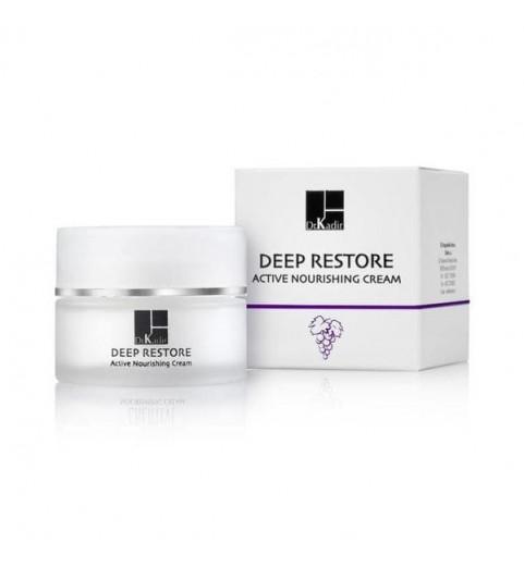 Dr. Kadir Deep Restore Active Nourishing Cream / Питательный крем, 50 мл