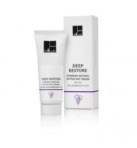 Dr. Kadir Deep Restore Day Cream For The Oily And Problematic Skin / Дневной крем для жирной и проблемной кожи, 75 мл