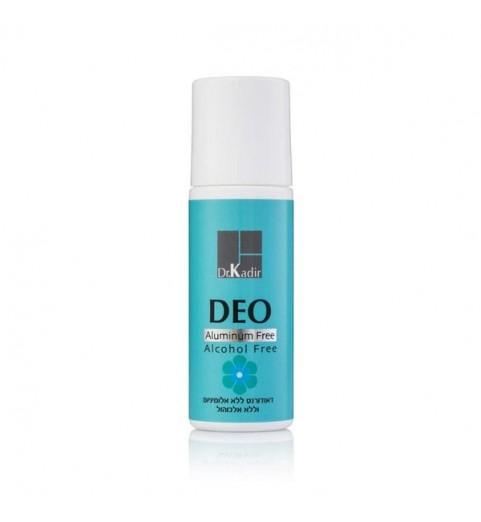 Dr. Kadir Deodorant Roll-On Aluminum Free / Шариковый дезодорант без алюминия и спирта, 70 мл
