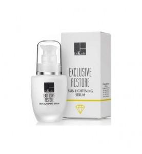 Dr. Kadir Exclusive Restore Skin Lightening Serum / Осветляющая сыворотка с арбутином, 30 мл