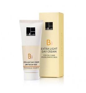 Dr. Kadir B3 Extra Light Day Cream for oily and problematic skin / Легкий дневной крем для жирной и проблемной кожи, 75 мл