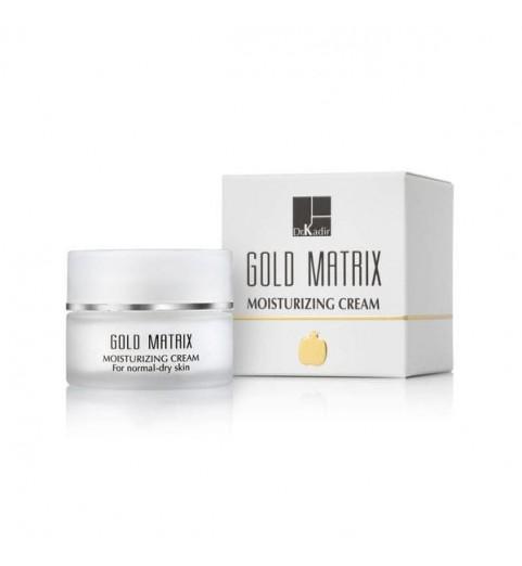 Dr. Kadir Gold Matrix Moisturizing Cream For Normal Dry Skin / Увлажняющий крем для нормальной и сухой кожи, 50 мл