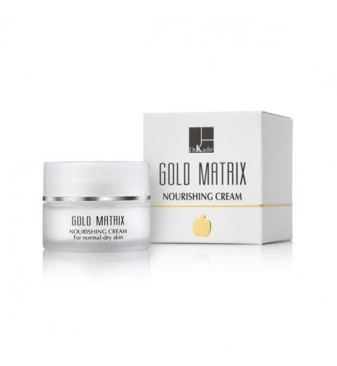 Dr. Kadir Gold Matrix Nourishing Cream For Normal Dry Skin / Питательный крем для нормальной и сухой кожи, 50 мл
