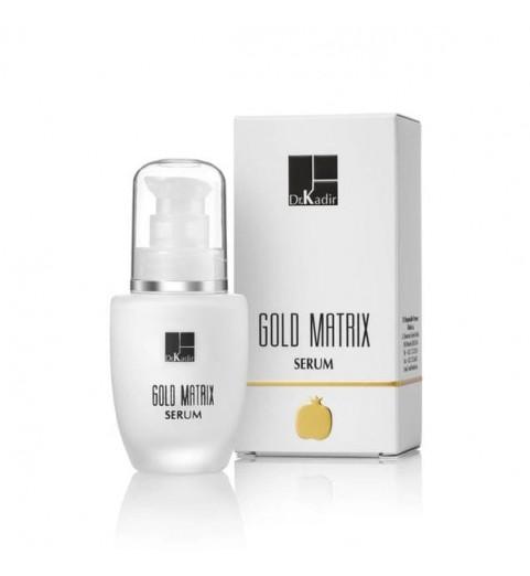 Dr. Kadir Gold Matrix Serum / Золотая Матрица сыворотка, 30 мл